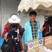「早稲田大学学生環境NPO環境ロドリゲス」21期代表、石井駿