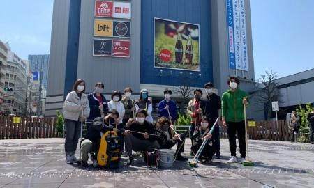 早稲田大学ロータリーの会